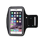 ราคาถูก เคสสำหรับ iPhone-Case สำหรับ Apple iPhone 7 Plus / iPhone 7 Sports Armband ปลอกแขน Tile Soft ไนลอน