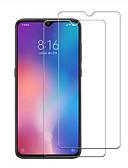 Χαμηλού Κόστους Προστατευτικά οθόνης για Xiaomi-Προστατευτικό οθόνης για xiaomi xiaomi mi 9 γυαλί υψηλής αντοχής (hd) / 9h σκληρότητα / 2.5d καμπυλωτό άκρο