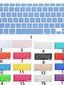povoljno Oprema za MacBook-europska verzija engleski jezik silikonski poklopac za tipkovnicu za macbook air 11 '' / macbook air 13 '' / macbook pro 13 '' english / macbook pro 15 '' / macbook pro 13 '' pro 15 '' s retina zaslon