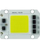 billige Babydrakter-2pcs COB Bulb Accessory / Strip Light Tilbehør Aluminium Led Grow Bulb COB Chip for DIY Plant Flower Seeding Light / for DIY LED Flood Light Spotlight