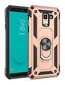 billige Vesker og deksler-Veske til Samsung Galaxy A20e / A7 (2018) med stativ / støtdempende bakdekselpinne hard PC for galaxy a9 (2019) / a10 (2019) / a30 (2019) / a40 (2019) / a50 (2019) / a70 / a90 (2019) / a8 pluss (2018)