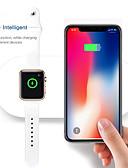 זול Smartwws הרכבות & מחזיקי-נייד 2 ב 1 צ'י אלחוטית טעינה בלוק עומד iwatch מטען עבור Apple Watch סדרה 2/3 iPhone x 8 8plus Samsung הערה גלקסי צ 'י מכשיר