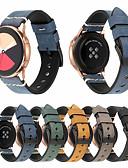 ราคาถูก วง Smartwatch-สายนาฬิกา สำหรับ Huami Amazfit A1602 / Huami Amazfit Stratos Smart Watch 2/2S Xiaomi หัวกลัดแบบคลาสสิก หนังแท้ สายห้อยข้อมือ