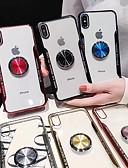 povoljno Smartwatch bendovi-kutija za Apple iphone xr / iphone xs max prozirna / prsten držač stražnji pokrov prozirna mekana tpu za iphone x / xs / 6/6 plus / 6s / 6s plus / 7/7 plus / 8/8 plus