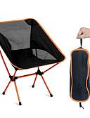 povoljno iPhone maske-SWIFT Outdoor Kamperska sklopiva stolica Prijenosno Prozračnost Ultra Light (UL) Može se sklopiti Mrežica Oksford 7075 Aluminijska legura za 1 osoba Camping & planinarenje Ribolov Plaža Piknik Pasti
