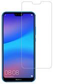 olcso Mobiltelefon képernyővédők-HuaweiScreen ProtectorHuawei P20 lite High Definition (HD) Kijelzővédő fólia 1 db Edzett üveg