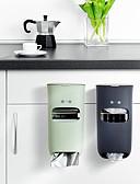 billiga Herrblazers och kostymer-Hög kvalitet med Plastik / ABS / Akryl Sophållare för sopor Till hemmet / Vardagsanvändning / För köksredskap Kök Lagring 1 pcs