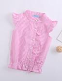 זול סטים של ביגוד לתינוקות-חולצה ללא שרוולים פירות בנות תִינוֹק