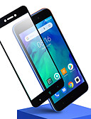 Χαμηλού Κόστους Προστατευτικά οθόνης για Xiaomi-Προστατευτικό οθόνης για xiaomi κόκκινο πάχος γυαλί γεμάτο 1 προφυλακτήρα μετωπικής οθόνης υψηλής αντοχής (hd) / σκληρότητα 9 ώρες / απόδειξη