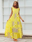 olcso Női ruhák-Női Vékony Hüvely Ruha Mini Mély-V