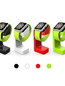 זול Smartwws הרכבות & מחזיקי-תפוח שעון גומי יצירתי / ABS + מחשב שולחן / מיטה