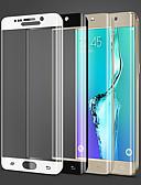 povoljno Zaštitnici zaslona za mobitel-zaštitnik zaslona za samsung galaxy s7 edge / s7 / / s6 rub / s6 rub plus 3d zakrivljena puna kaljeno staklo 1 kom štitnik za prednji zaslon visoke razlučivosti (hd) / 9h tvrdoća / dokaz