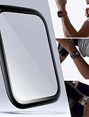 זול מגן מסך נייד-מגן מסך עבור Apple Watch סדרה 4/3/2/1 מזג זכוכית זכוכית גבוהה הגדרה (HD) / 9h קשיות / 3d / פיצוץ הוכחה 1pc