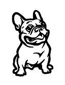 זול מגנים לאייפון-האופנה צרפתית בולדוג כלב קישוט רכב