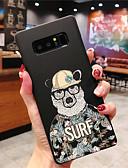 povoljno Zaštitnici zaslona za mobitel-Θήκη Za Samsung Galaxy S9 / S9 Plus / S8 Plus Sjaji u mraku / Mutno / Uzorak Stražnja maska Riječ / izreka Tvrdo PC