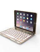billige iPad-tastaturer-bluetooth mekanisk tastatur / kontor tastatur oppladbart / deksler / slank for ipad mini 4 / ios bluetooth3.0