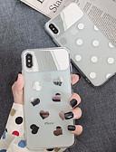 זול מקרה אחר-מקרה עבור Apple Apple iPhone XS / iPhone XS מקסימום shockproof לכסות האחורי בעל חיים מזג זכוכית קשה עבור iPhone XS iPhone / max xs iPhone