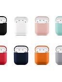 ราคาถูก วง Smartwatch-Case สำหรับ AirPods Shockproof กระเป๋าหูฟัง Soft