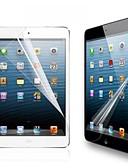 ราคาถูก เคส iPad-ตัวป้องกันหน้าจอสำหรับ apple ipad 2/3/4 / อากาศ / อากาศ 2 / (2017) / (2018) / ipad (2019) / pro 9.7 '' / pad pro 10.5 / ipad mini 1/2/3/4/5 pe 1 ชิ้นตัวป้องกันหน้าจอด้านหน้าความละเอียดสูง (hd)