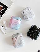 billige AirPods Cases-Etui Til AirPods Støtsikker / Støvtett Headphone Case Hard
