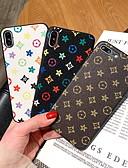 povoljno iPhone maske-Θήκη Za Apple iPhone XR / iPhone XS Max / iPhone X Uzorak Stražnja maska Geometrijski uzorak Tvrdo PU koža