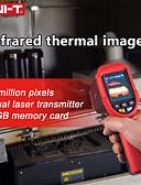 baratos Capinhas para iPhone-uni-t imager térmico infravermelho uti80 tft display lcd dual laser imageador térmico infravermelho -30- 400 instrumento de temperatura