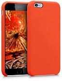 ราคาถูก เคสสำหรับ iPhone-Case สำหรับ Apple iPhone 6s / iPhone 6 Shockproof / Dustproof ปกหลัง สีพื้น Soft TPU