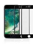 baratos Protetores de Tela para iPhone-Protetor de tela para apple iphone 6 / iphone 6 mais / iphone 6s vidro temperado 2 pcs protetor de tela frontal 9h dureza / fosco / anti-impressão digital