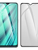 Χαμηλού Κόστους Προστατευτικά οθόνης για iPhone-Προστατευτικό οθόνης για huawei p10 / p10 lite / p10 συν σκληραινόμενο γυαλί 1 τετραγωνικό προστατευτικό οθόνης εμπρός οθόνης 9h σκληρότητα / ιδιωτικότητα anti-spy