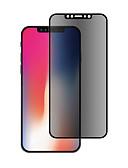 baratos Protetores de Tela para iPhone-AppleScreen ProtectoriPhone XS Privacidade Anti Espionagem Protetor de Tela Frontal 1 Pça. Vidro Temperado