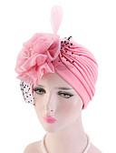 ราคาถูก เครื่องประดับผมผู้หญิง-สำหรับผู้หญิง ลายบล็อคสี ตารางไขว้ ซึ่งทำงานอยู่ พื้นฐาน สไตล์น่ารัก-หมวกปีกกว้าง ทุกฤดู สีดำ ทับทิม สีแดงชมพู