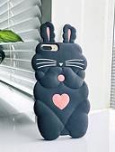 ราคาถูก เคสสำหรับ iPhone-Case สำหรับ Apple iPhone 8 / iPhone 7 Plus / iPhone 7 Shockproof ปกหลัง สัตว์ Soft เจลซิลิก้า