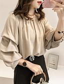 billiga Balklänningar-Dongguan pby_0bj4 (Sydostasien) sommar enkel krage stropplös chiffongskjorta kvinnlig lös bubbla topp solid färg bas aprikos_m