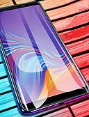 Χαμηλού Κόστους Προστατευτικά οθόνης για iPhone-Samsung GalaxyScreen ProtectorA6+ (2018) Υψηλή Ανάλυση (HD) Προστατευτικό μπροστινής οθόνης 1 τμχ Σκληρυμένο Γυαλί