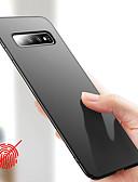 baratos Acessórios para Samsung-caso fosco ultra-slim para samsung galaxy s10 plus / s10 capa de luxo rígido pc case para samsung s10 5g / s10 e capa