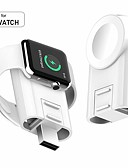 baratos Smart watch-Smartwatch Charger / Carregador Sem Fios Carregador USB USB Normal 1 Porta USB 1 A DC 5V para Apple Watch Series 4/3/2/1 / Apple Watch Series 3 / Apple Watch Series 2