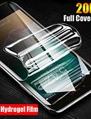 billige Skjermbeskytter for Samsung-Skjermbeskytter til Apple TPU Hydrogel Skjermbeskyttelse Eksplosjonssikker