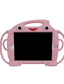 Χαμηλού Κόστους iPad περίπτωση-tok Για Apple iPad Mini 5 / iPad Mini 3/2/1 / iPad Mini 4 Ανθεκτική σε πτώσεις / Παιδί Safe Case Πίσω Κάλυμμα Μονόχρωμο / Κινούμενα σχέδια 3D Silica Gel