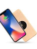 Χαμηλού Κόστους Καλώδια κινητού τηλεφώνου-D8 Γρήγορος φορτιστής / Ασύρματος Φορτιστής Φορτιστής USB USB QC 2.0 / Qi / Κιτ Φορτιστή Δεν υποστηρίζεται 1.1 A / 1 A DC 9V / DC 5V για iPhone X / iPhone 8 Plus / iPhone 8