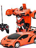 Χαμηλού Κόστους Κιλότες-Κατά του στρες Mașini Raliu Μεταμορφώσιμος Τηλεχειριστήριο Αλληλεπίδραση γονέα-παιδιού Πλαστικό Περίβλημα Αγωνιστικό αυτοκίνητο Παιδικά Όλα Παιχνίδια Δώρο