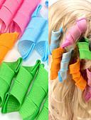 billige Lær-curling iron magisk hårrull hår curlers bærbar frisyre styling makeup verktøy frisør