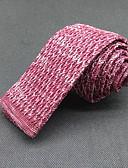 olcso Férfi nyakkendők és csokornyakkendők-Uniszex Csíkos Party / Munkahelyi / Alap - Nyakkendő