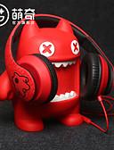 baratos Relógio Esportivo-meki zombiescat headwear magia som fone de ouvido com fio fone de ouvido estéreo de alta definição microfone multi-função