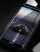 Χαμηλού Κόστους Προστατευτικά οθόνης για iPhone-Προστατευτικό οθόνης για προστασία huawei 7x γυαλισμένο γυαλί 1 τεμάχιο μπροστινό προστατευτικό οθόνης υψηλής αντοχής (hd) / 9h σκληρότητα / προστασία από έκρηξη