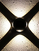 billige AirPods Cases-Kreativ / Nytt Design LED / Moderne Moderne Vegglamper Stue / butikker / cafeer Vegglampe IP44 Generisk 1 W