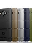 billige Etuier/deksler til Huawei-Etui Til Huawei Mate 10 pro Støtsikker / Støvtett / Matt Bakdeksel Ensfarget Myk TPU