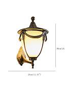 זול שעונים קוורץ-תאורת קיר, קיר, מנורה, קיר, חצר, חזית, דלת, גן, תאורה,