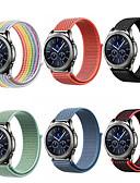 ราคาถูก วง Smartwatch-20 22 มิลลิเมตรนาฬิกาวงสำหรับ samsung galaxy นาฬิกา 46 มิลลิเมตร 42 มิลลิเมตรเกียร์ s3 ชายแดนคลาสสิก s2 กีฬาไนล่อน amazfit bip huawei นาฬิกา gt สาย