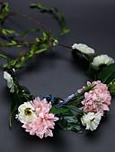 Χαμηλού Κόστους Αξεσουάρ-Υφάσματα Μαντήλι με Λουλούδι 1 Τεμάχιο Γάμου / Ειδική Περίσταση Headpiece