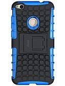 baratos Capinhas para iPhone-Capinha Para Huawei P8 Lite (2017) Antichoque Capa traseira Armadura Macia PC